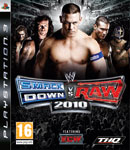 Carátula de WWE SmackDown vs Raw 2010 para PlayStation 3