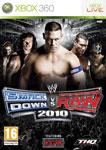 Carátula de WWE SmackDown vs Raw 2010 para Xbox 360