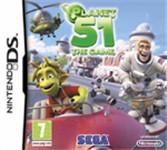 Carátula de Planet 51 para Nintendo DS