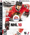 Carátula de NHL 10 para PlayStation 3