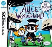 Carátula de Alicia en el País de las Maravillas para Nintendo DS