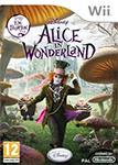 Carátula de Alicia en el País de las Maravillas para Wii