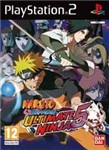 Carátula de Naruto Shippuden: Ultimate Ninja 5