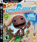 Carátula de LittleBigPlanet: Game of the Year Edition para PlayStation 3