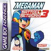 Carátula de Megaman Battle Network 3 White para Game Boy Advance