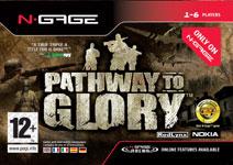 Carátula de Pathway to Glory para N-Gage Old