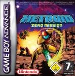 Carátula de Metroid Zero Mission