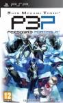 Carátula de Shin Megami Tensei: Persona 3 Portable para PlayStation Portable