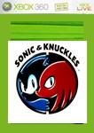 Carátula de Sonic & Knuckles para Xbox 360 - XLB