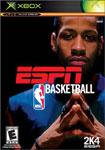Carátula de ESPN NBA Basketball para Xbox Classic