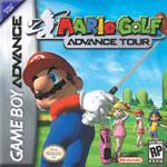 Carátula de Mario Golf: Advance Tour