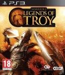 Carátula de Warriors: Legends of Troy para PlayStation 3