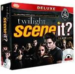 Carátula o portada EEUU versión Deluxe del juego Scene It? Crepúsculo para PC
