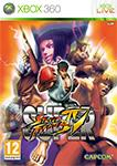 Car�tula de Super Street Fighter IV para Xbox 360