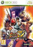 Carátula de Super Street Fighter IV para Xbox 360