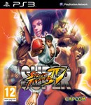 Car�tula de Super Street Fighter IV para PlayStation 3