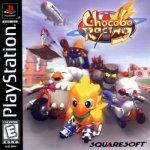 Carátula o portada EEUU del juego Chocobo Racing para PSOne