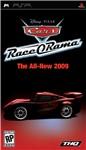 Carátula de Cars Race-O-Rama para PlayStation Portable