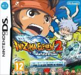 Carátula de Inazuma Eleven 2: Ventisca eterna para Nintendo DS