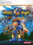 Car�tula de Rocket Knight para Xbox 360 - XLB