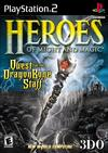 Carátula de Heroes of Might and Magic: Quest for the Dragon Bone Staff para PlayStation 2