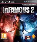 Carátula de Infamous 2 para PlayStation 3