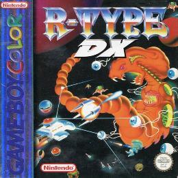 Carátula de R-Type DX