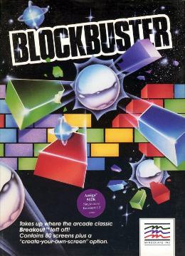 Carátula o portada EEUU del juego Impact! para Amiga