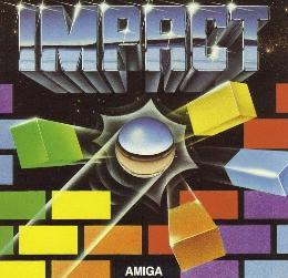 Carátula o portada Europea del juego Impact! para Amiga