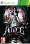 Carátula de Alice: Madness Returns para Xbox 360