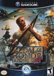 Carátula o portada EEUU del juego Medal of Honor: Rising Sun para GameCube