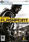 Carátula de Operación Flashpoint 2: Dragon Rising para PC