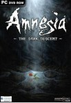 Carátula de Amnesia: The Dark Descent para PC