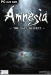 Carátula de Amnesia: The Dark Descent para PC