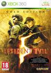 Car�tula de Resident Evil 5: Gold Edition para Xbox 360