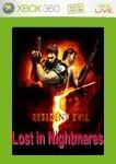 Carátula de Resident Evil 5: Perdido en un mar de pesadillas