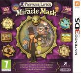 Carátula de El profesor Layton y la máscara de los prodigios para Nintendo 3DS