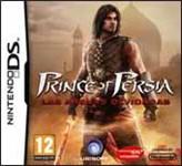 Car�tula de Prince of Persia: Las arenas olvidadas para Nintendo DS