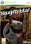 Car�tula de Naughty Bear para Xbox 360