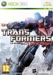 Car�tula de Transformers: La guerra por Cybertron para Xbox 360