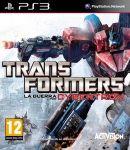 Car�tula de Transformers: La guerra por Cybertron para PlayStation 3