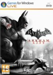Carátula de Batman: Arkham City para PC