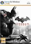 Carátula de Batman: Arkham City para PC