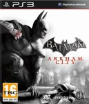 Carátula de Batman: Arkham City para PlayStation 3