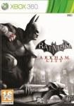 Car�tula de Batman: Arkham City para Xbox 360