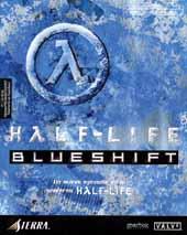 Carátula de Half-Life: Blue Shift para PC