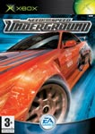 Carátula de Need for Speed: Underground para Xbox