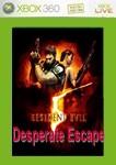 Carátula de Resident Evil 5: Evasión a la desesperada para Xbox 360 - XLB