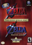 Car�tula de The Legend of Zelda: Ocarina of Time/Master Quest