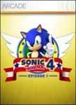 Carátula de Sonic the Hedgehog 4: Episode 1 para Xbox 360 - XLB